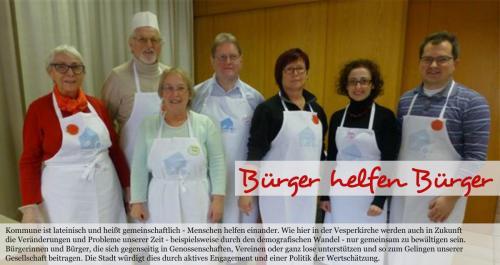 Bürger helfen Bürger